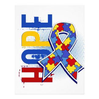 Hope 2 Autism Flyer