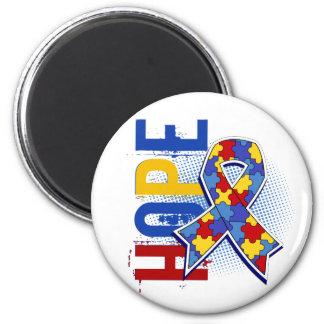 Hope 2 Autism Magnet