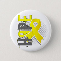 Hope 2 Bladder Cancer Pinback Button