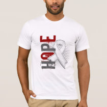 Hope 2 Bone Cancer T-Shirt
