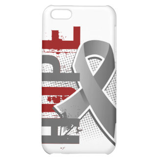 Hope 2 Brain Cancer iPhone 5C Covers