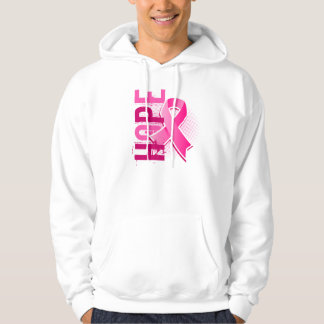 Hope 2 Breast Cancer Hooded Pullover