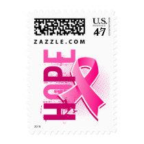 Hope 2 Breast Cancer Postage