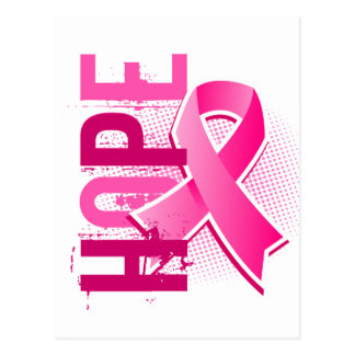 Hope 2 Breast Cancer Postcard