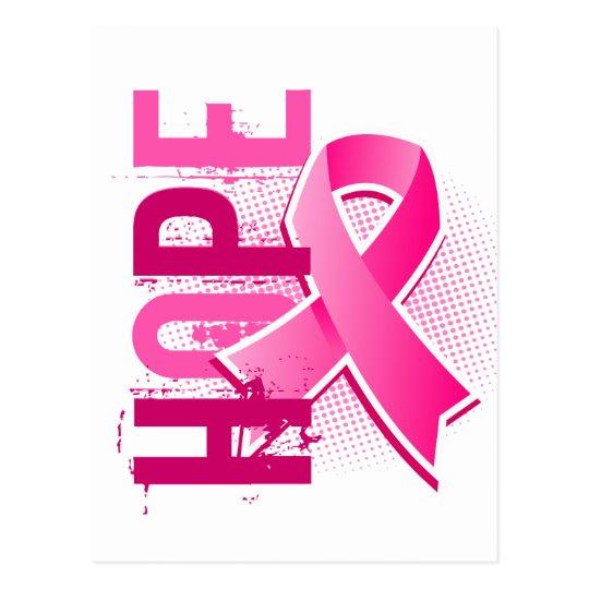 Hope 2 Breast Cancer Postcard