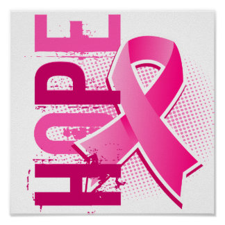 Hope 2 Breast Cancer Poster