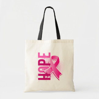 Hope 2 Breast Cancer Tote Bag