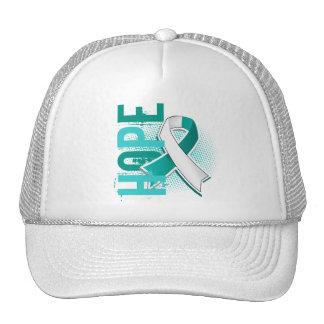 Hope 2 Cervical Cancer Trucker Hat