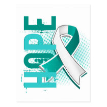 Hope 2 Cervical Cancer Postcard