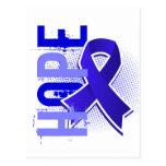 Hope 2 CFS Chronic Fatigue Syndrome Postcard