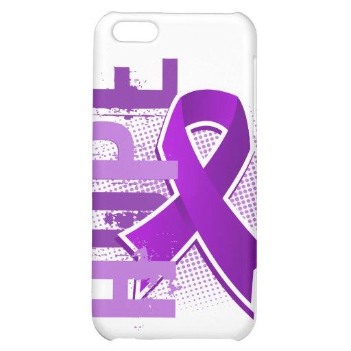 Hope 2 Chiari Malformation iPhone 5C Cases
