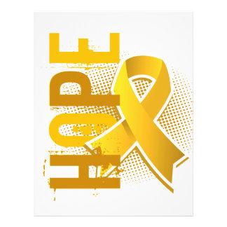 Hope 2 Childhood Cancer Flyer