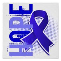 Hope 2 Colon Cancer Poster