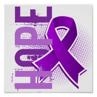 Hope 2 Crohn's Disease Poster