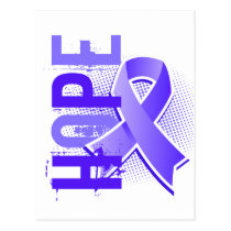 Hope 2 Esophageal Cancer Postcard