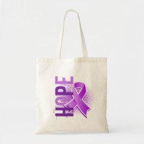Hope 2 General Cancer Tote Bag