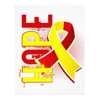 """Hope 2 Hepatitis C 8.5"""" X 11"""" Flyer"""