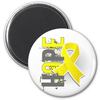 Hope 2 Hydrocephalus 2 Inch Round Magnet