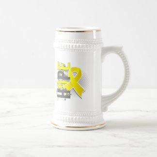 Hope 2 Hydrocephalus 18 Oz Beer Stein