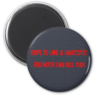 Hope! 2 Inch Round Magnet