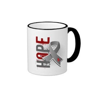 Hope 2 Juvenile Diabetes Ringer Coffee Mug