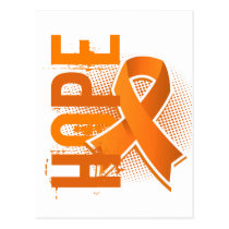 Hope 2 Kidney Cancer Postcard