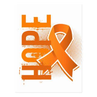 Hope 2 Kidney Cancer Postcard