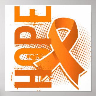 Hope 2 Leukemia Poster