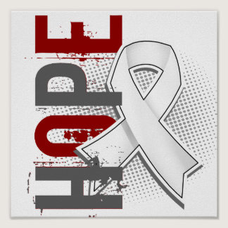 Hope 2 Lung Cancer Poster