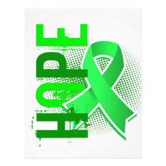 """Hope 2 Lyme Disease 8.5"""" X 11"""" Flyer"""
