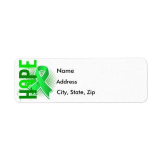 Hope 2 Lyme Disease Label