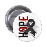 Hope 2 Melanoma Pins