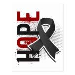 Hope 2 Melanoma Post Cards