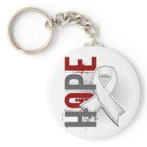 Hope 2 Mesothelioma Keychain