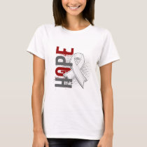 Hope 2 Mesothelioma T-Shirt