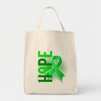Hope 2 Non-Hodgkin's Lymphoma Canvas Bag