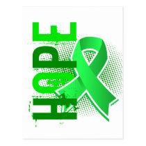 Hope 2 Non-Hodgkin's Lymphoma Postcard