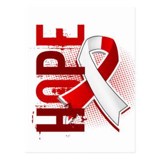 Hope 2 Oral Cancer Postcard