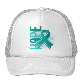 Hope 2 Ovarian Cancer Trucker Hat