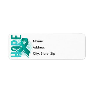 Hope 2 Ovarian Cancer Label