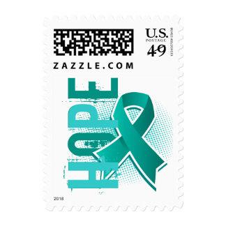Hope 2 Ovarian Cancer Postage Stamps