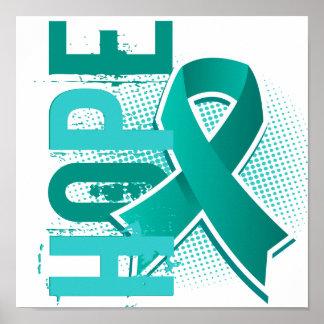 Hope 2 Ovarian Cancer Poster