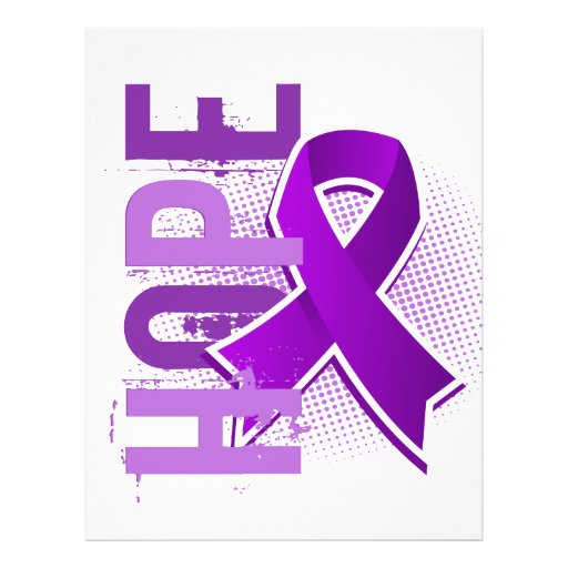 Hope 2 Pancreatic Cancer Personalized Flyer