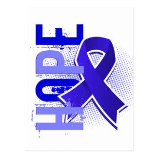 Hope 2 Rectal Cancer Postcard