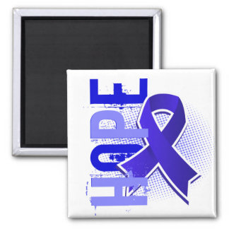 Hope 2 Rheumatoid Arthritis 2 Inch Square Magnet