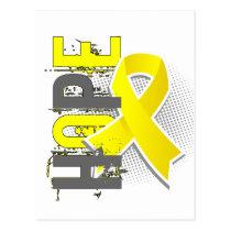 Hope 2 Sarcoma Postcard