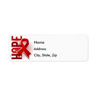 Hope 2 Stroke Label