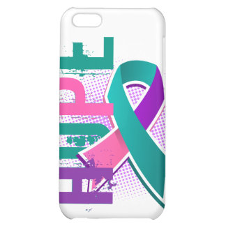 Hope 2 Thyroid Cancer iPhone 5C Cases