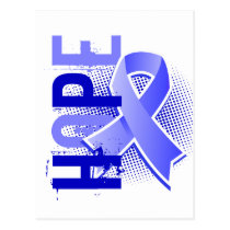 Hope 2 Thyroid Disease Postcard