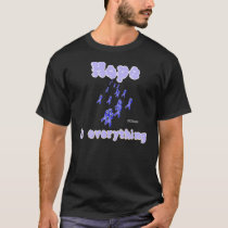 Hope 4 Stomach Cancer Men's Colored T-Shirt